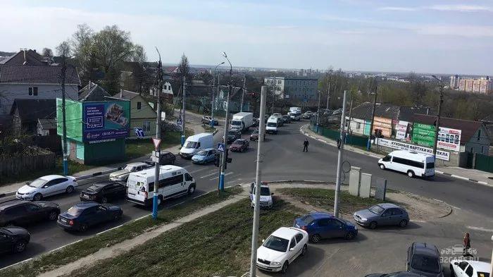 Откроют четырехполосное движение на Городищенском перекрестке в Брянске