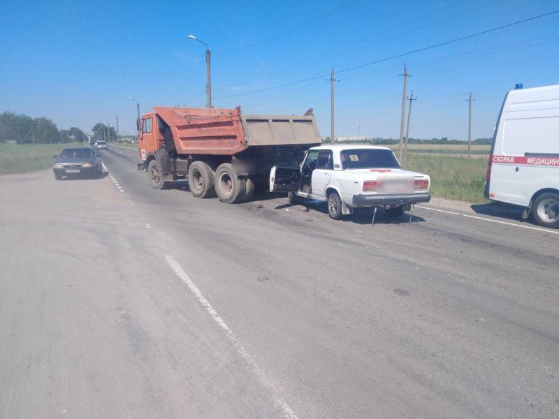 В Брянске полиция проводит проверку по факту жуткой аварии под Новозыбковом