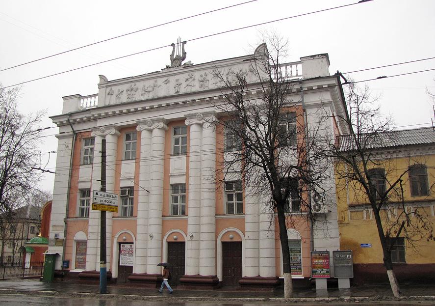 В Брянске из-за коронавируса частично закрывается ДК Советского района