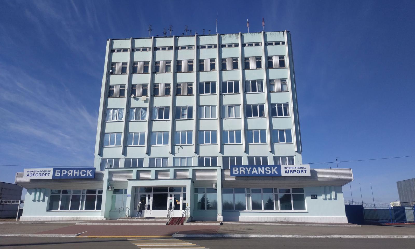 Международный аэропорт «Брянск» за июнь перевёз более 12 тысяч пассажиров