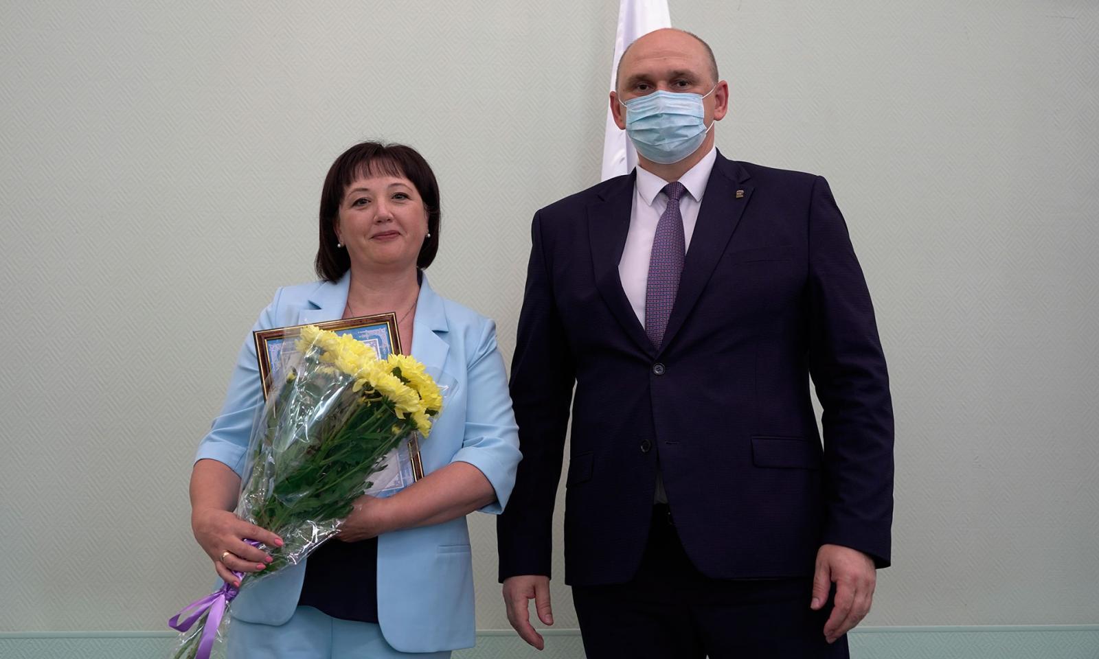 Управление госслужбы по труду и занятости Брянской области празднует 30-летие