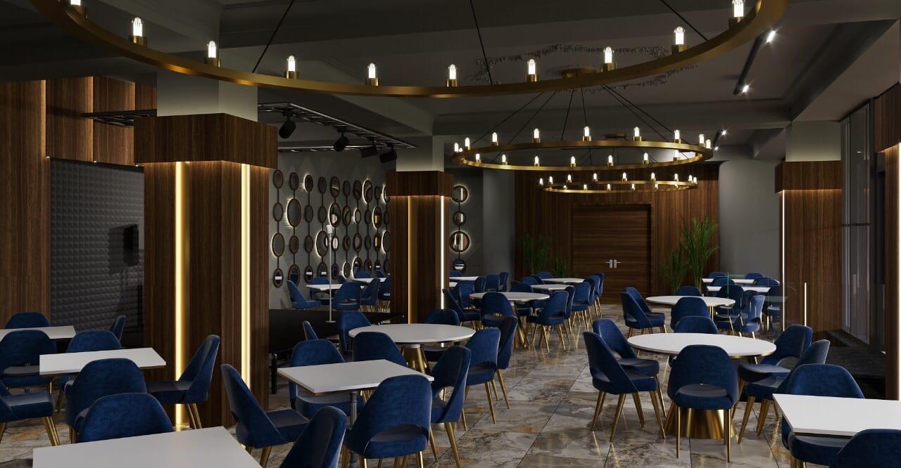 27 ноября самый большой ресторан города открылся в Брянске