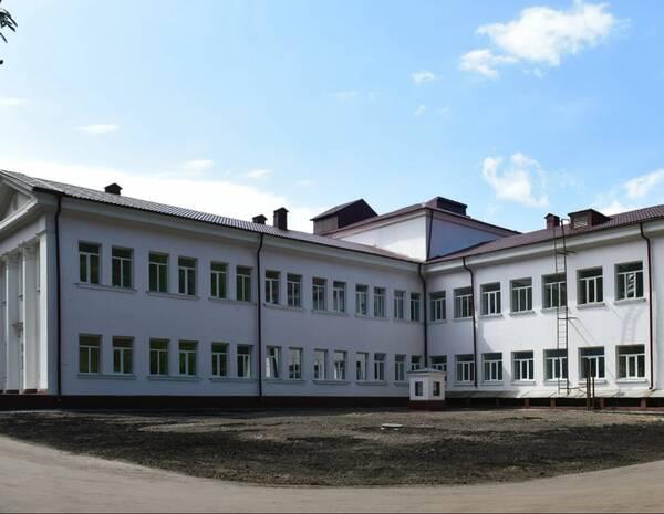 Госпиталь в городе Унеча Брянской области принял первых больных коронавирусом