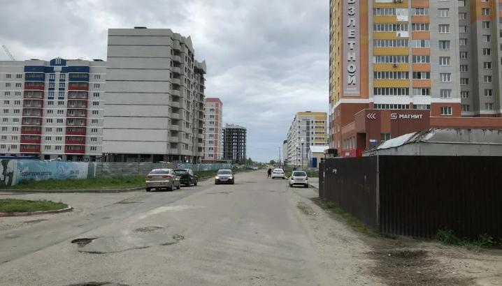 В Брянске идет подготовка к строительству дороги на улице Счастливой