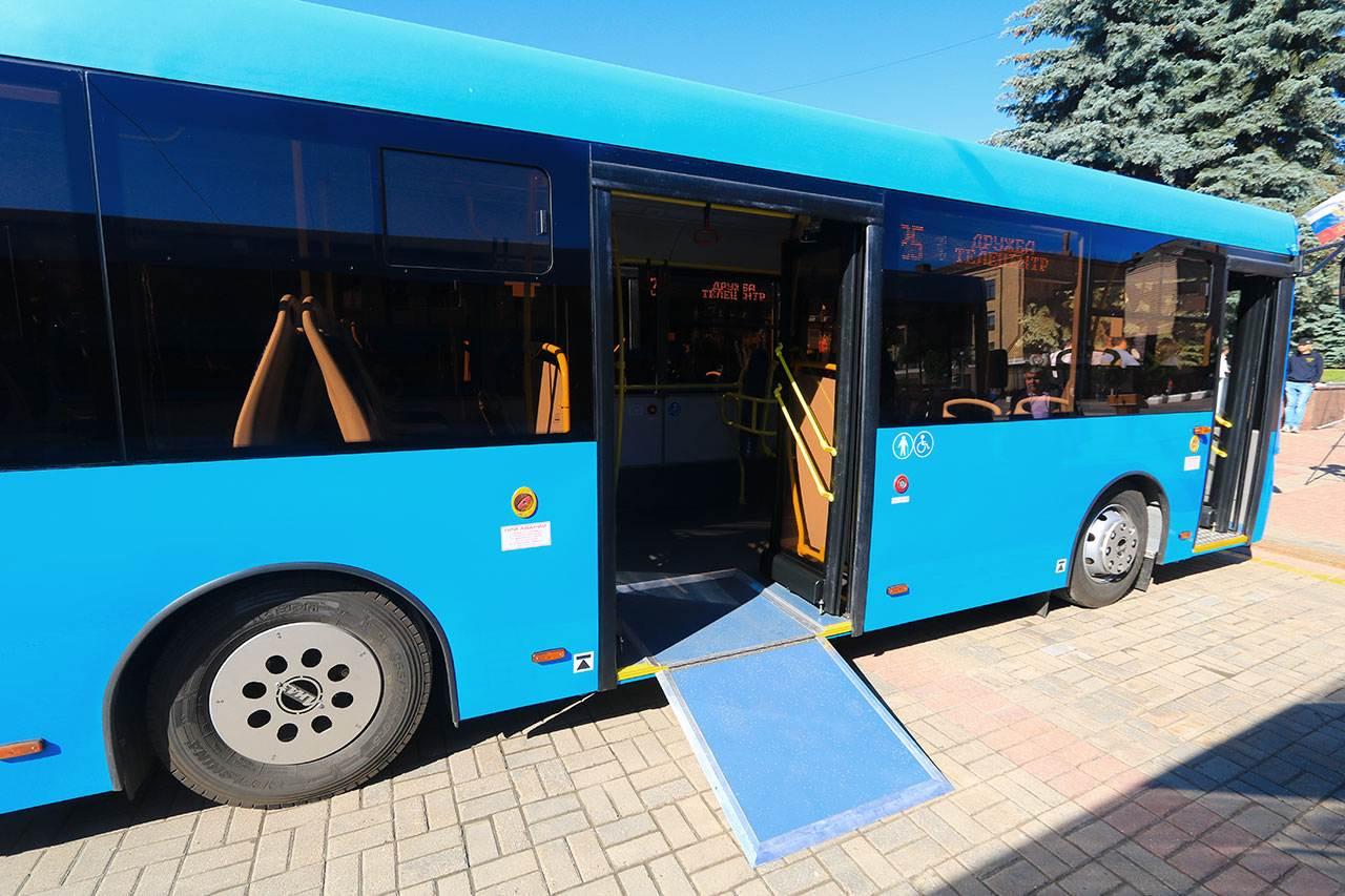 В Брянске закупят новые автобусы на 90 и более мест
