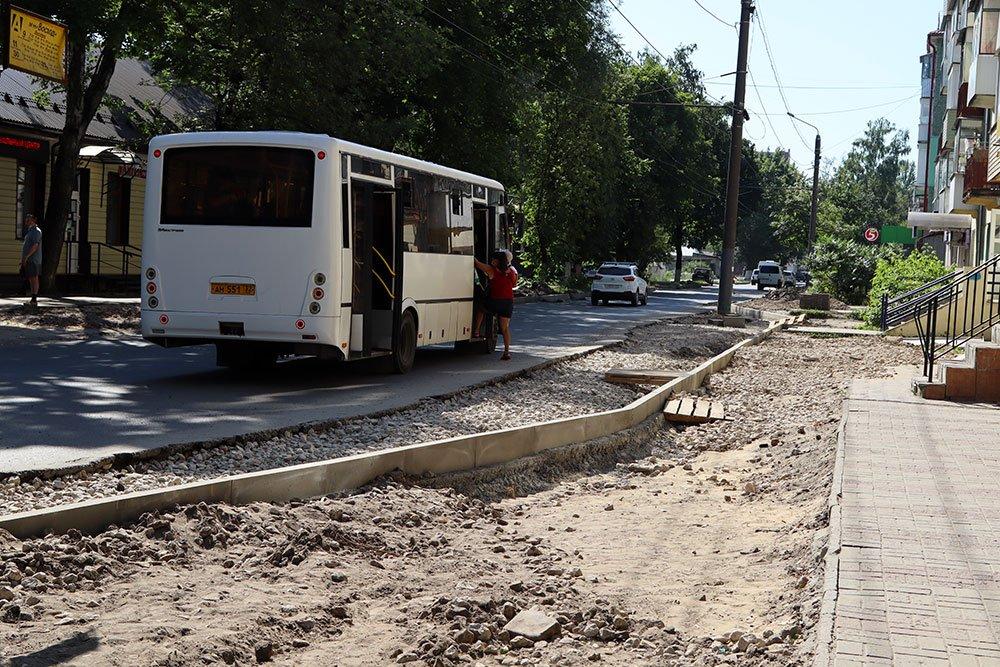 В Володарском районе Брянска капитально отремонтируют 5 дорог