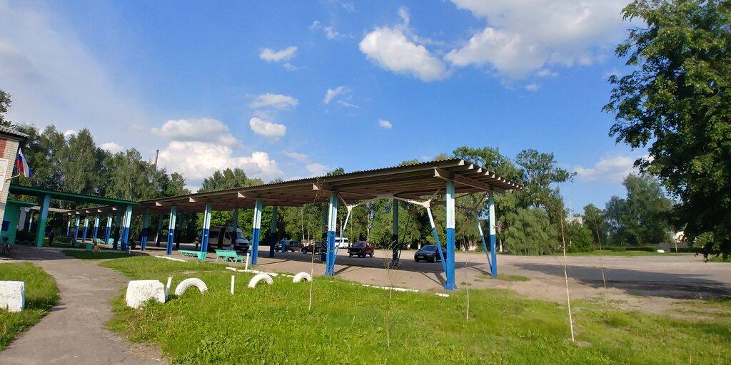 В Брянской области на автостанциях Трубчевска и Погара установили системы видеонаблюдения
