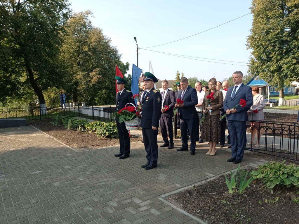 Губернатор Брянской области Александр Богомаз приехал с рабочим визитом в Севский район