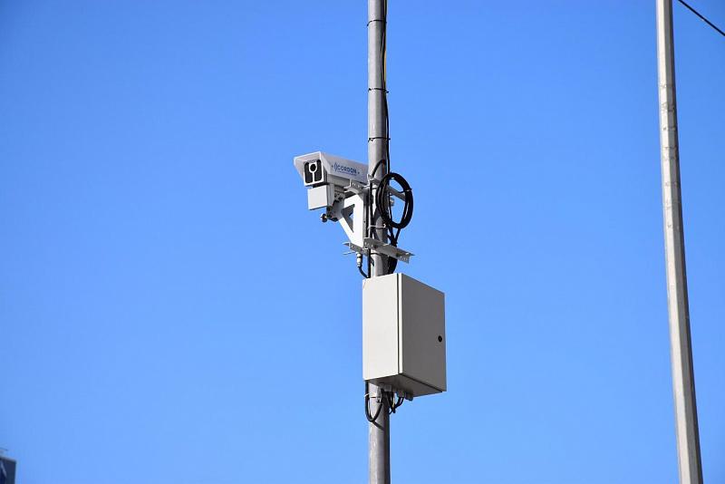 Брянских водителей предупредили о новой камере на Самолете