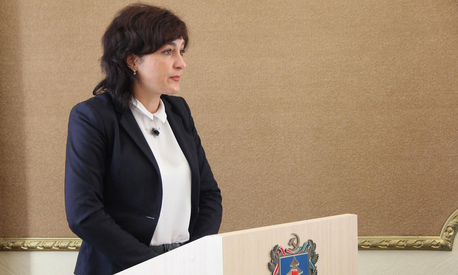 Бывшая брянская чиновница стала директором фирмы по строительству дорог