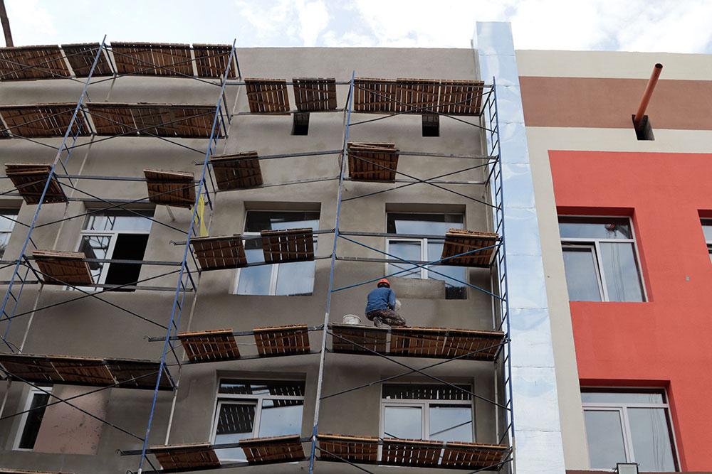 В Брянске откроют новый корпус городской больницы № 4 в начале зимы