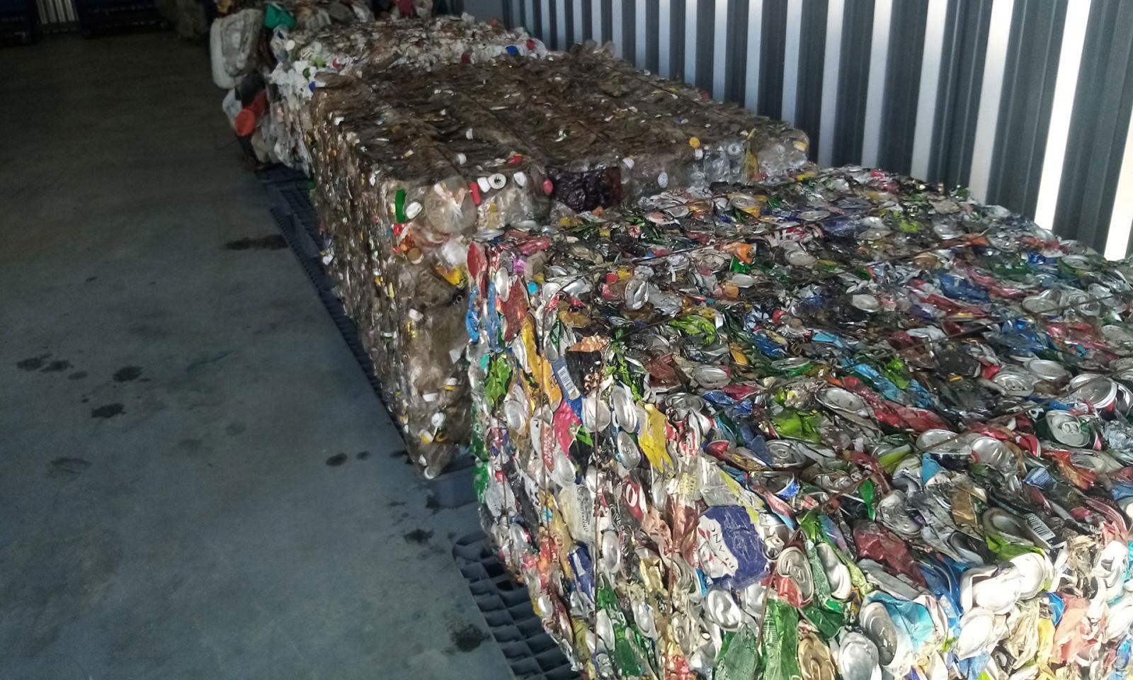 В Жуковке Брянской области запустили мусоросортировочную станцию мощностью в 25 тысяч тонн