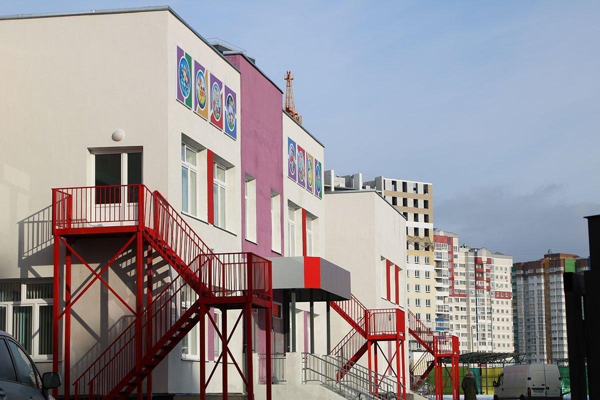 В Брянске с 2015 по 2021 год создали более 3 тысяч мест для дошкольников