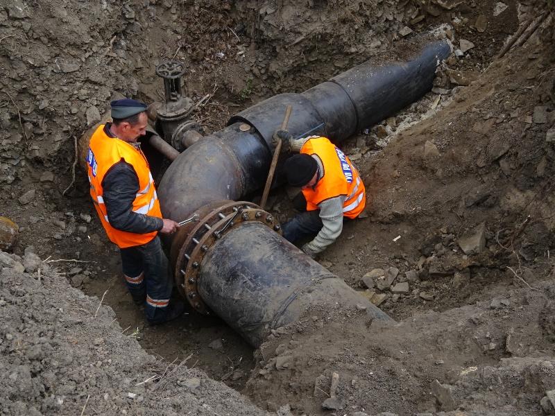 В Брянске запланирована реконструкция четырех канализационных коллекторов
