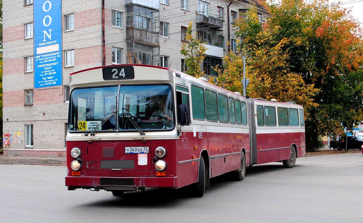 В Брянске изменят расписание автобуса №23 по будним дням с 11 сентября