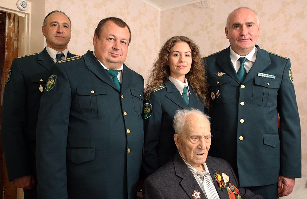 Не стало старейшего жителя Советского района Брянска Георгия Мосина