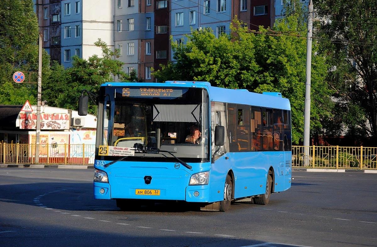 В Брянске новые автобусы МАЗ добавят на утренние и вечерние маршруты в часы пик
