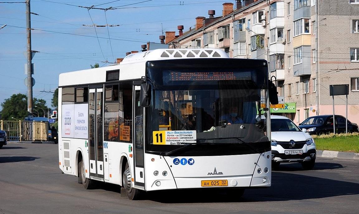 Для Брянска закупят 32 100-местных автобуса за 291 миллион рублей