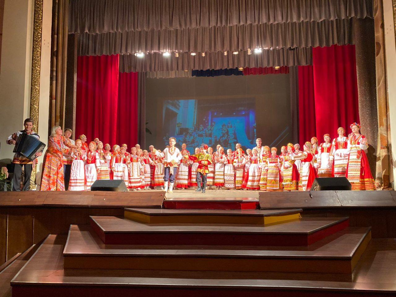 В Фокинском районе в ДК железнодорожников прошёл День открытых дверей