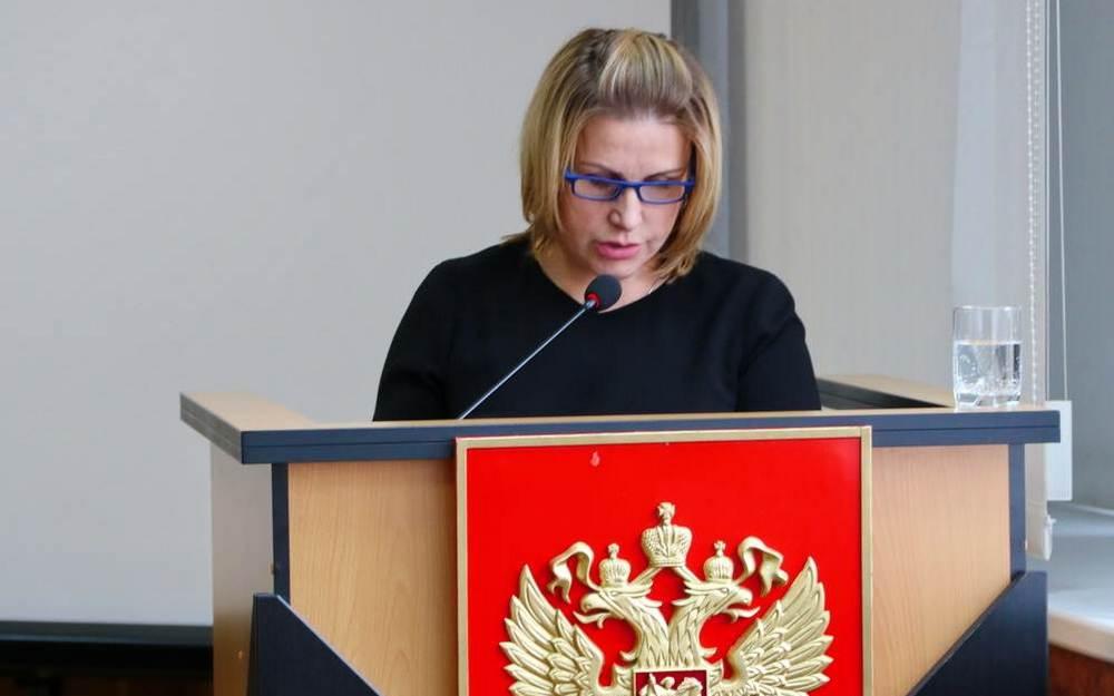 Директором брянского Департамента природных ресурсов стала Татьяна Цыганок