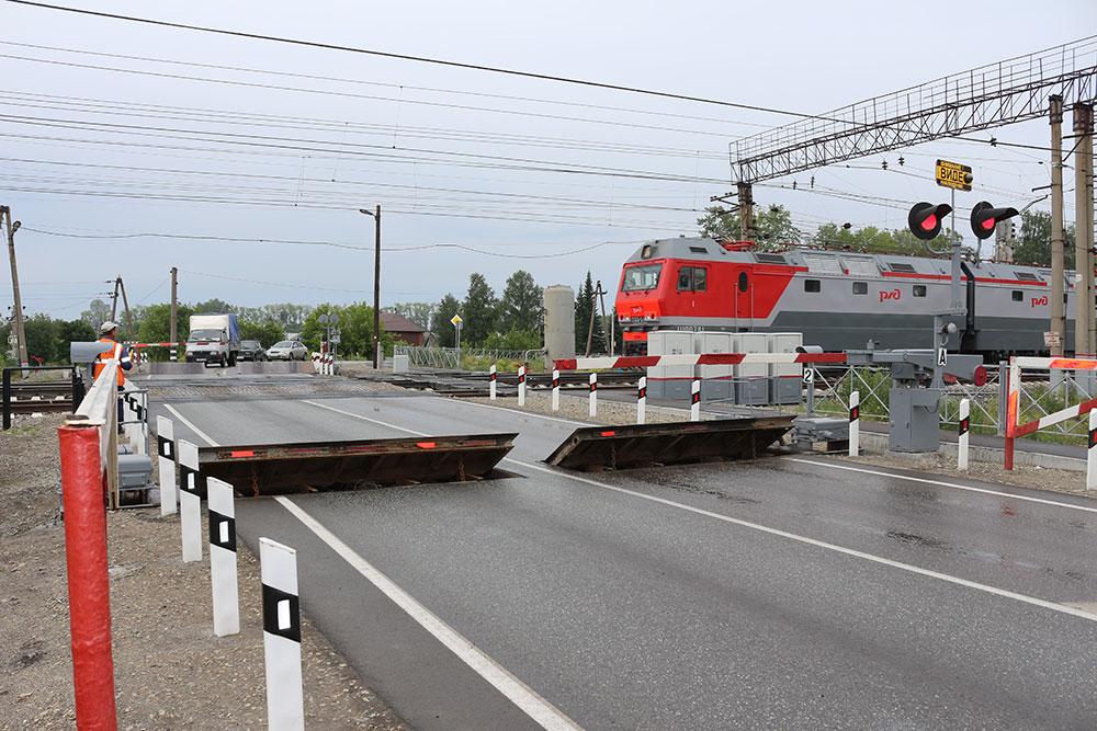 В поселке Суземка Брянской области полностью закроют железнодорожный переезд