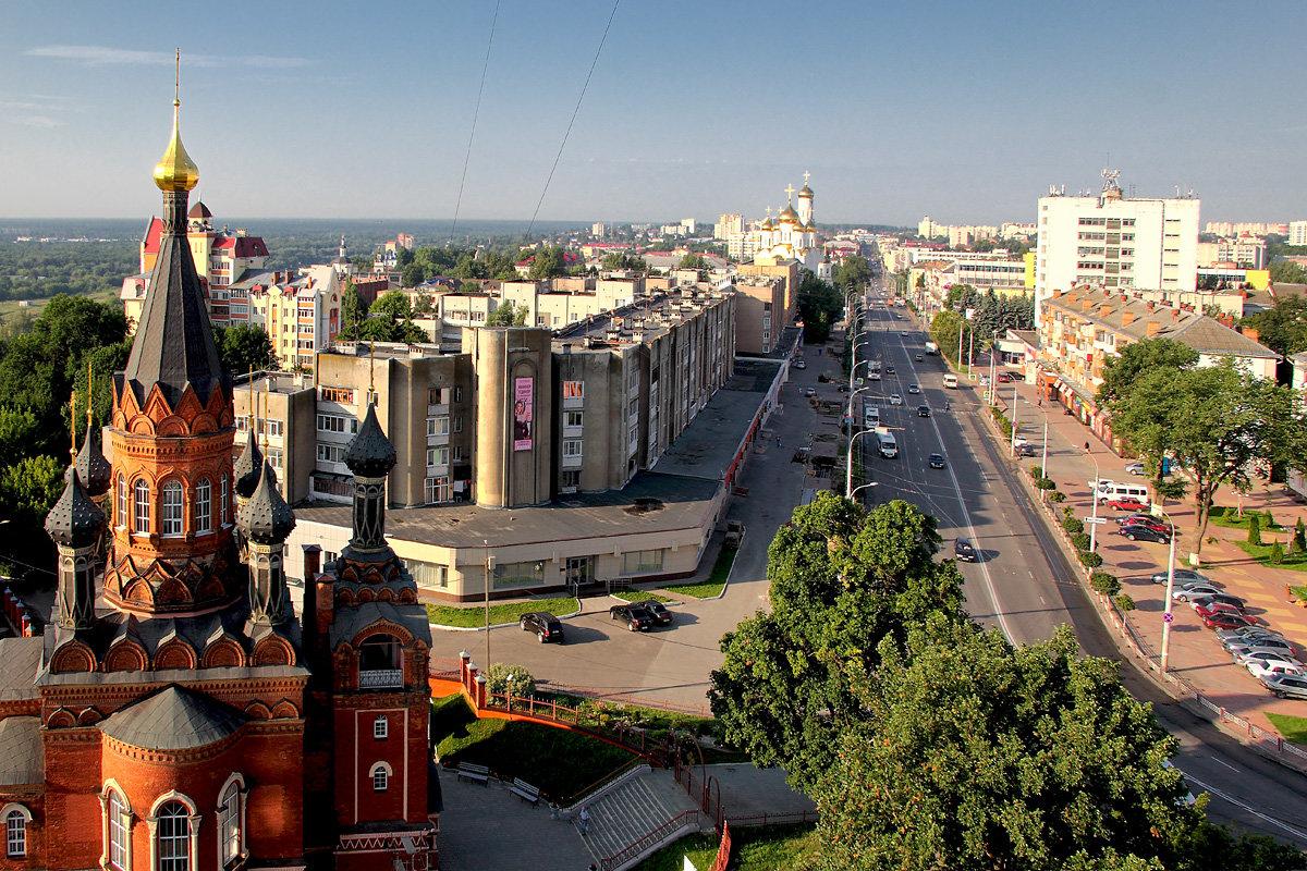 В Брянске 17 сентября в День города ограничат движение автомобилей