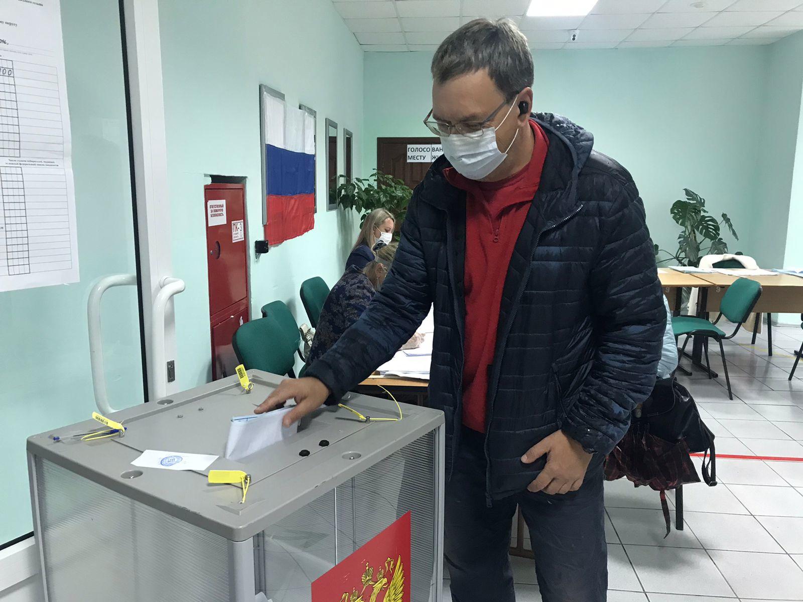 В Брянской области объявили недействительными проголосовавшие бюллетени в урне