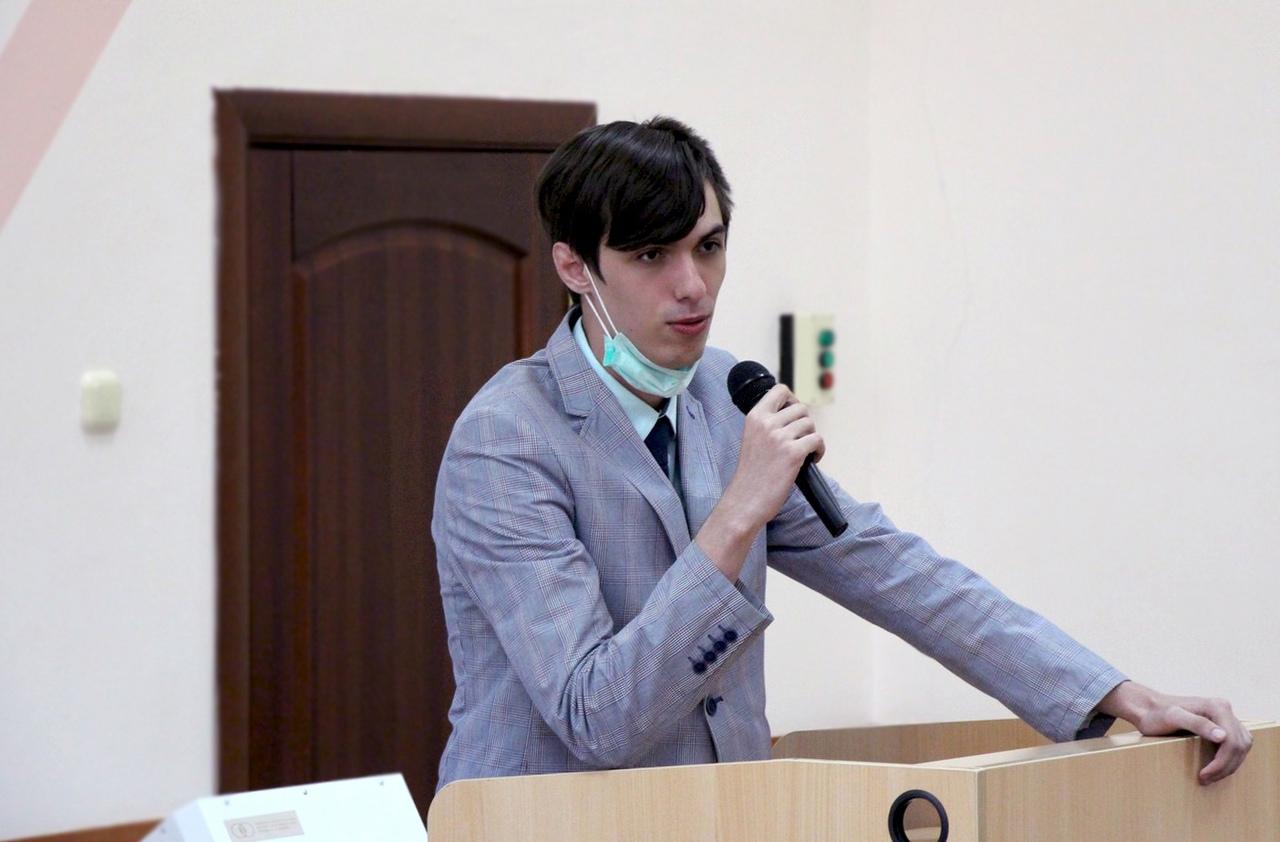 Брянский студент РАНХиГС получил стипендию Правительства РФ
