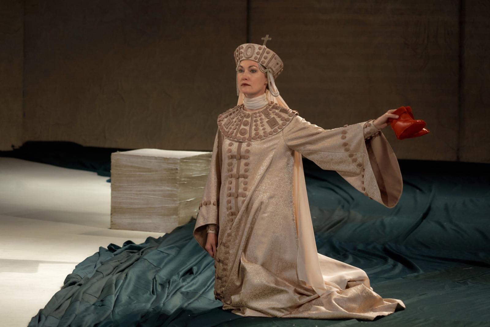 Брянский спектакль «Кириллин день» стал событием театрального фестиваля в Калуге