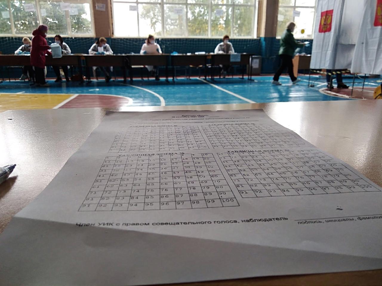 Губернатор Брянской области Богомаз посетил избирательные участки в Выгоничском районе