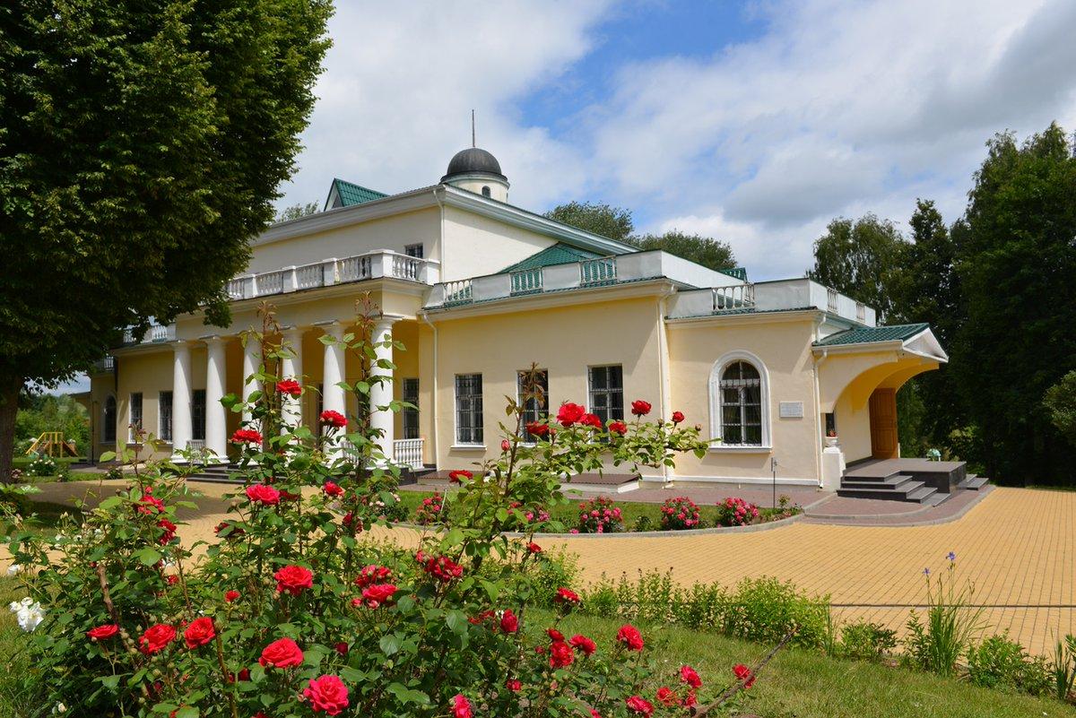 Посетить усадьбу Ф.И. Тютчева в формате 360 смогут жители Брянской области
