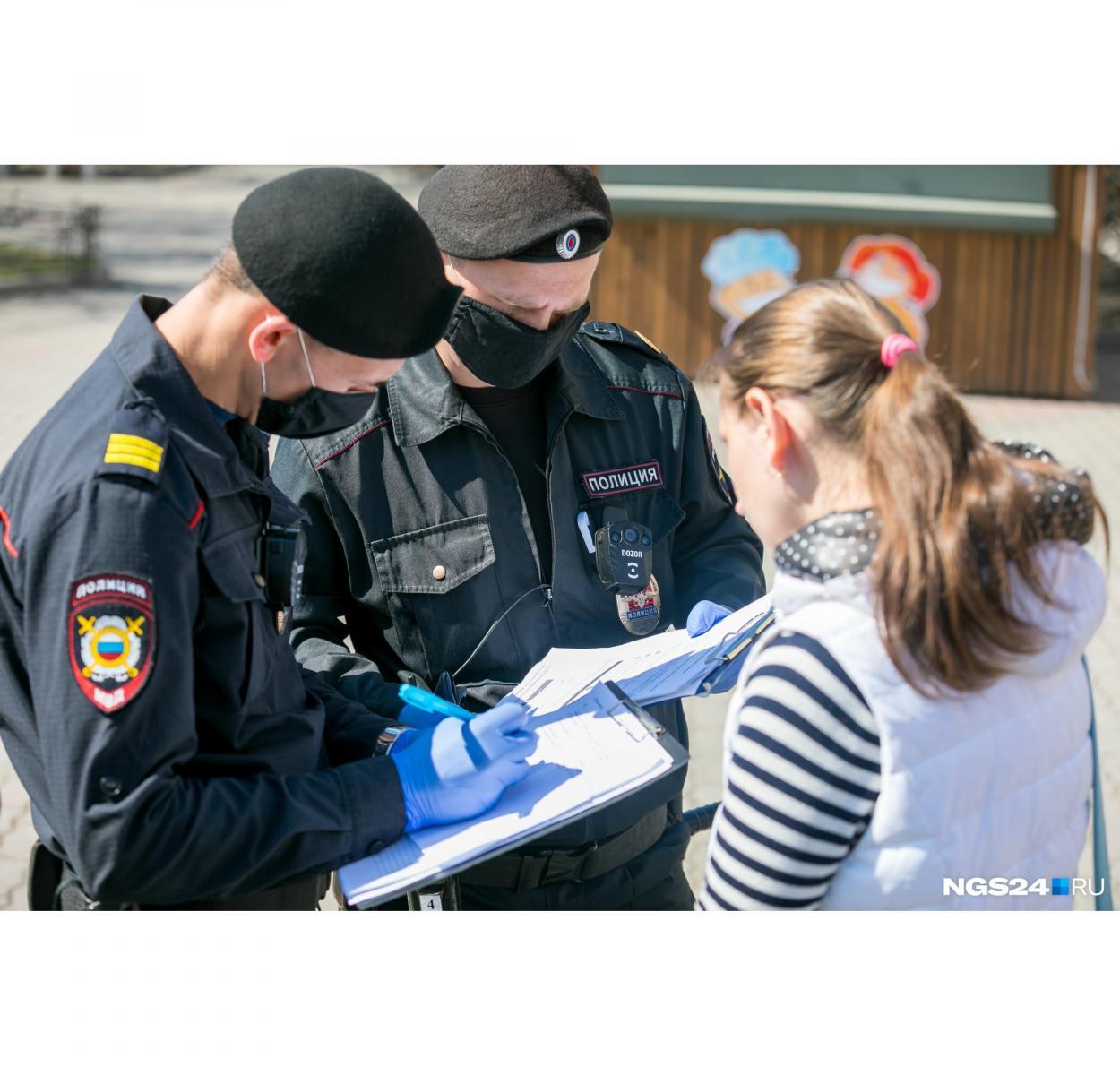 В Фокинском районе Брянска не обнаружили нарушителей масочного режима
