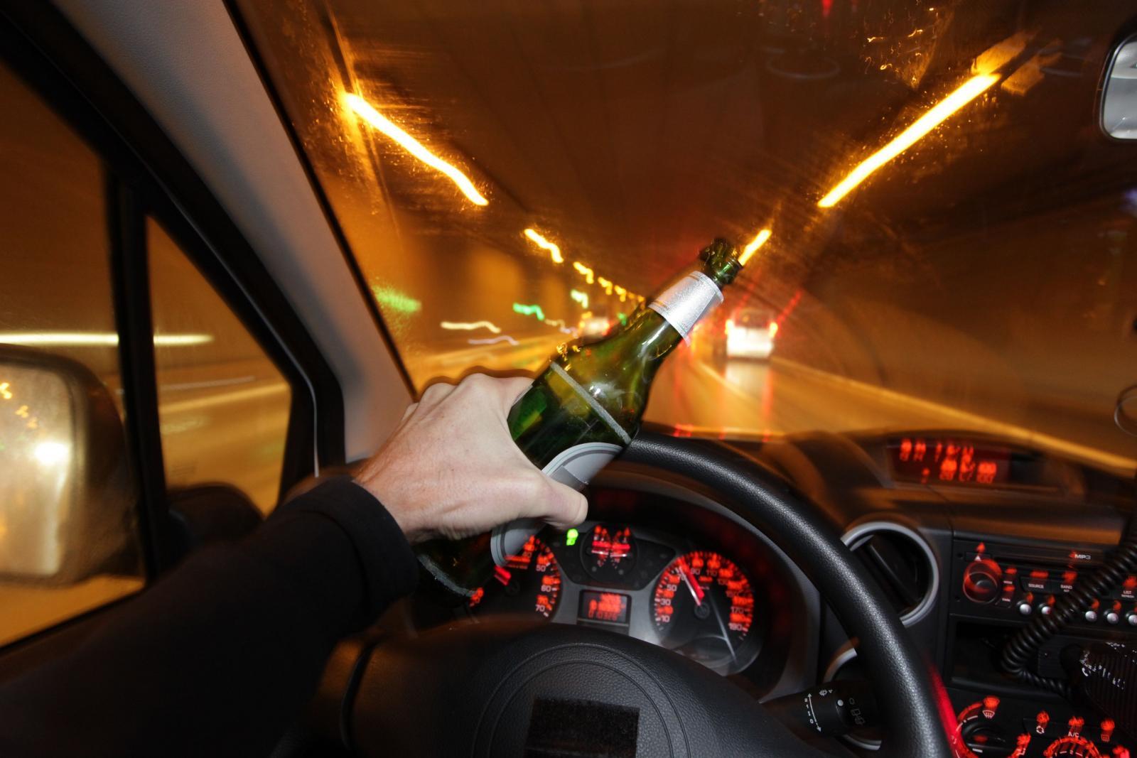 В Брянской области за неделю поймали 31 пьяного водителя