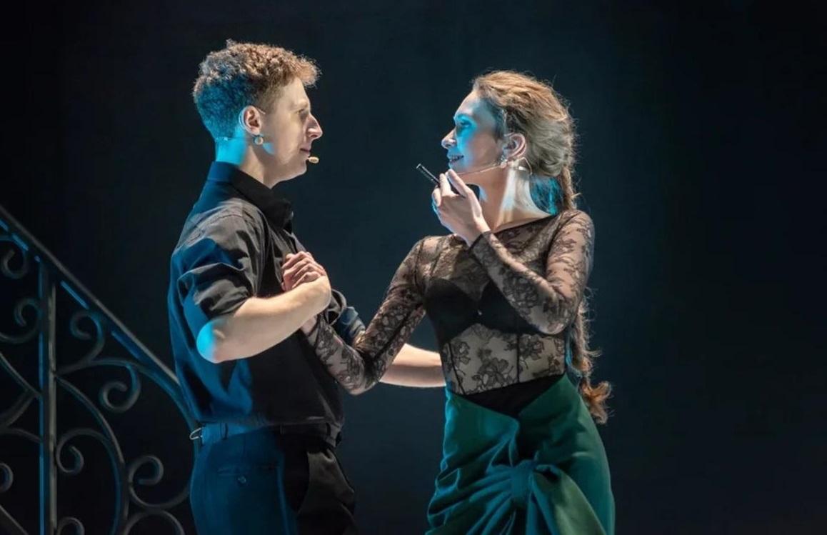 В Брянске прошел первый спектакль Рязанского театра драмы в рамках «Больших гастролей»
