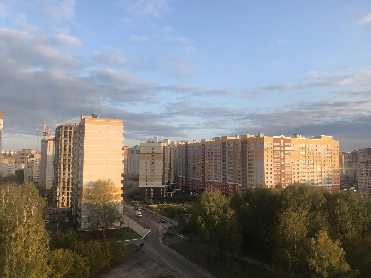 В Брянской области 28 сентября прогнозируют дождь и 3 градуса тепла