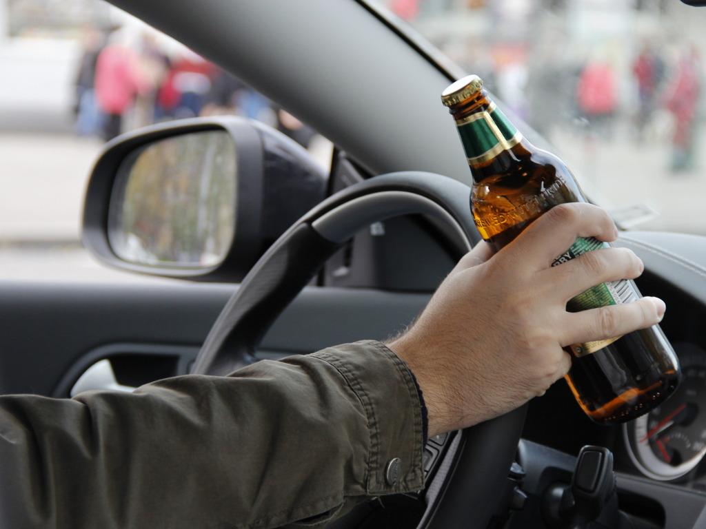 В Брянске за неделю поймали 35 пьяных водителей