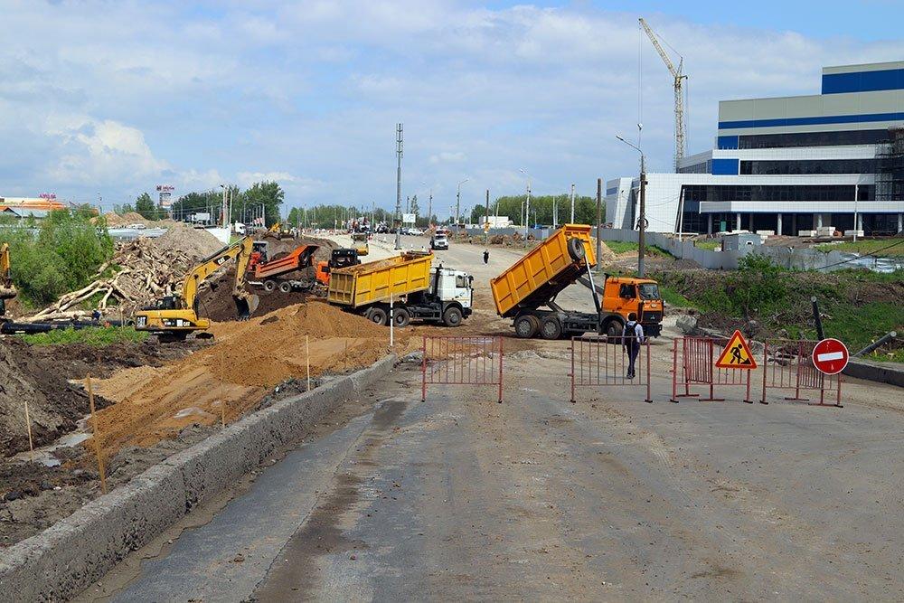 В Брянске в 2022 году возведут новую дорогу от старого аэропорта до ТРЦ «Аэропарк»
