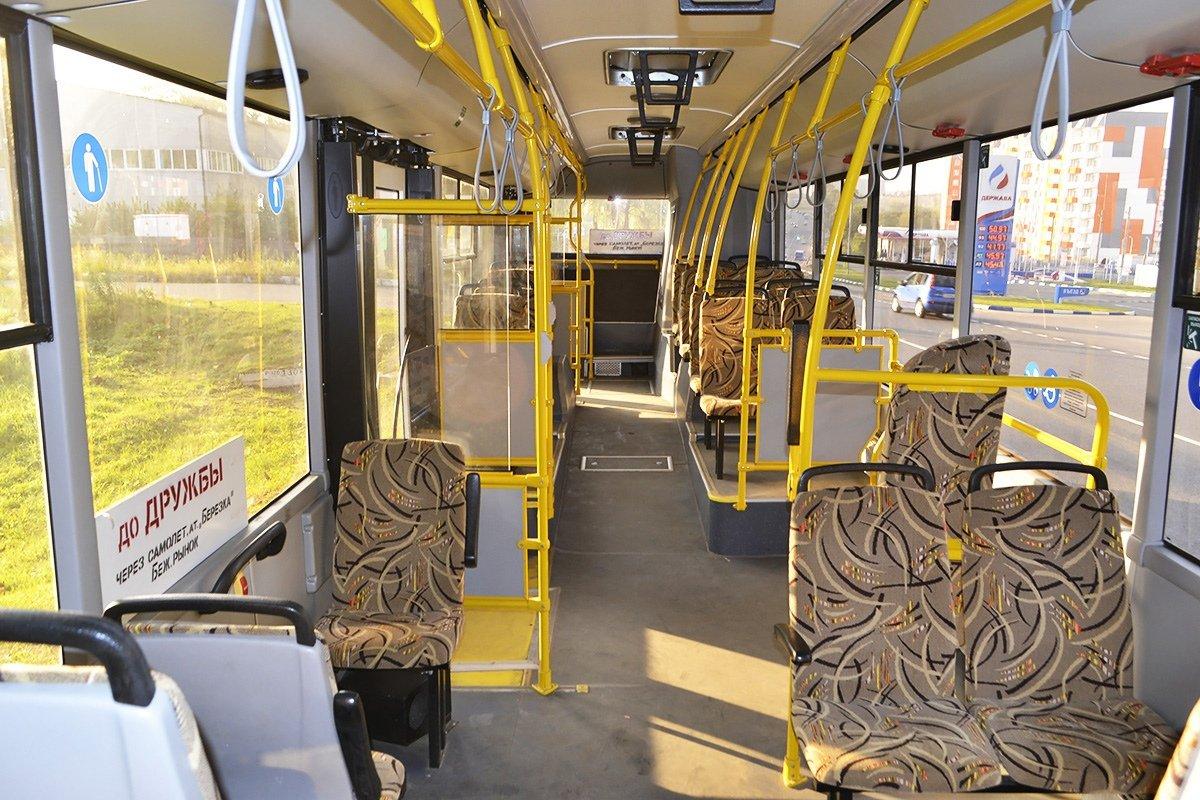 Первую партию 100-местных автобусов доставят в Брянск в середине октября