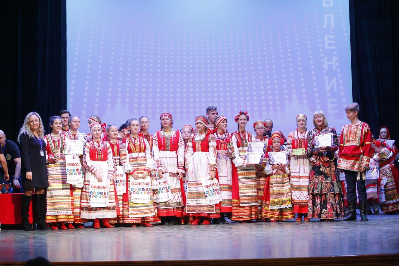 Ансамбль из Брянска «Зарянка» победил на международном фестивале «ПроЯвление»