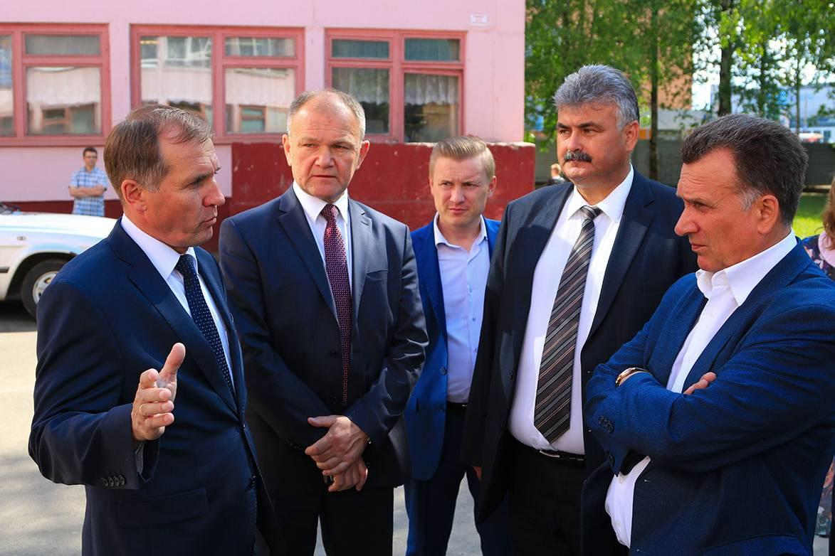 Бывший заместитель губернатора Брянской области Щеглов зарегистрирован депутатом Госдумы