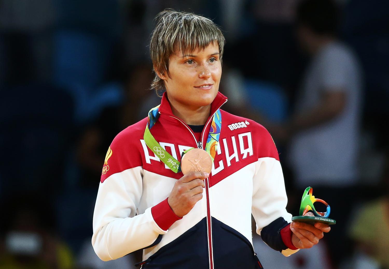 Брянская дзюдоистка Наталья Кузютина выступит на чемпионате Европы