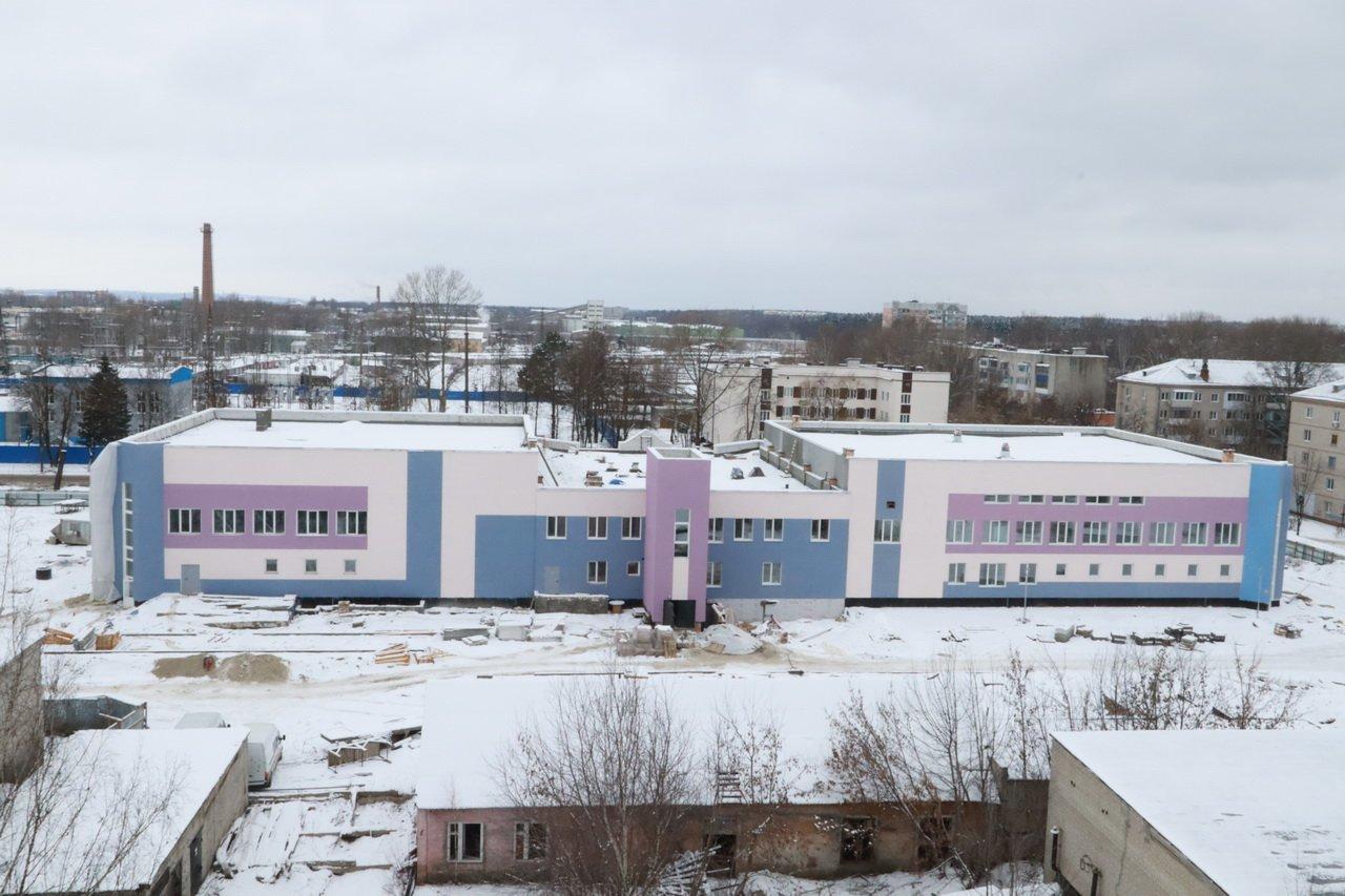 В Брянске расторгли контракт с подрядчиком строительства бассейна из-за нарушения сроков