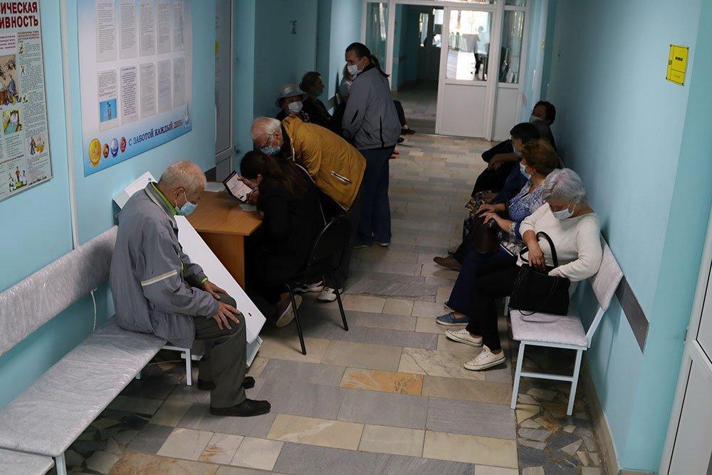 В 13 районах Брянской области выявили новые случаи заболевания COVID-19