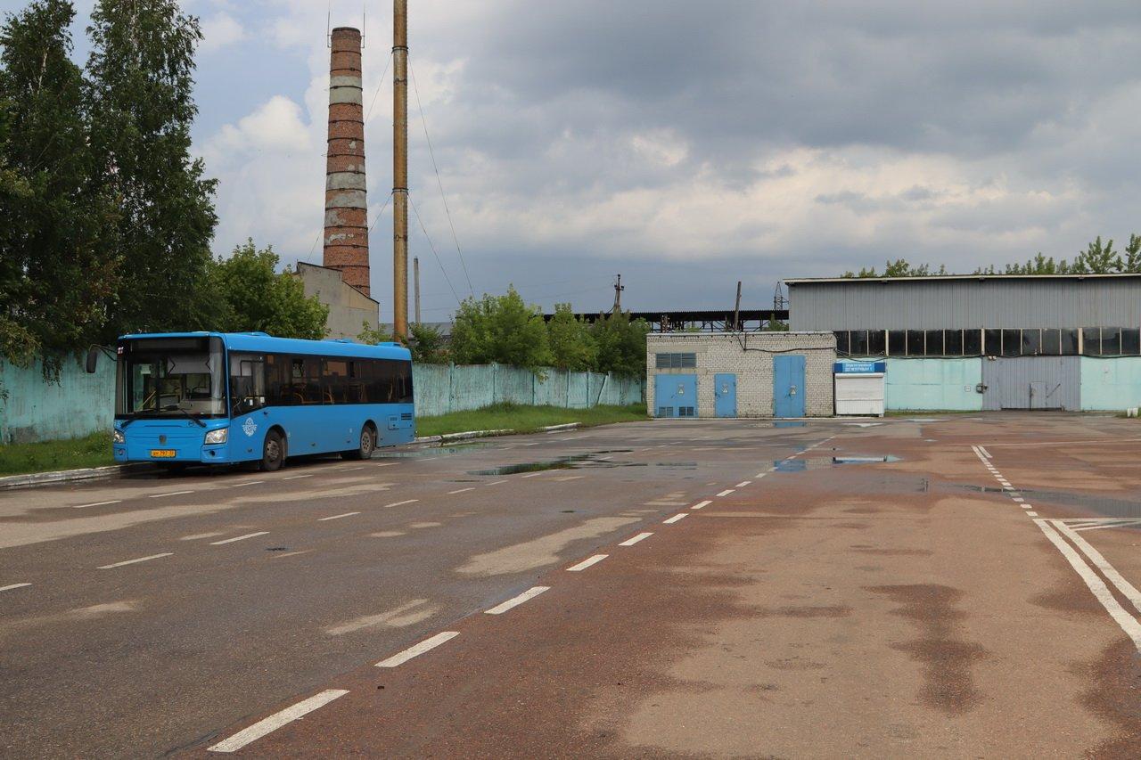 В Брянской области за три дня оштрафовали 313 водителей автобусов