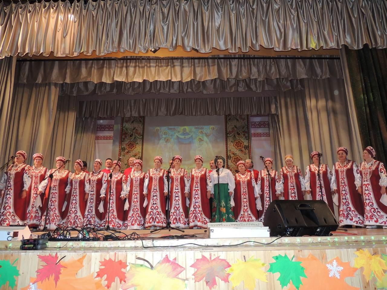 В Брянске прошел третий областной фольклорный фестиваль «Живая нить традиций»