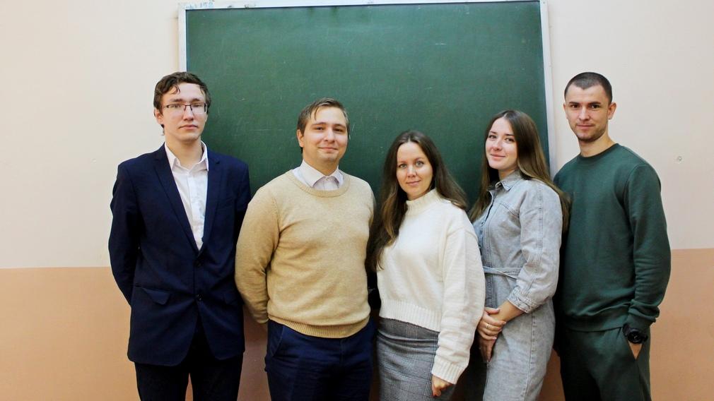 В Брянский кооперативный техникум пришли работать пять молодых преподавателей