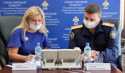 Руководитель СУ СК по Брянской области и детский омбудсмен выслушают жалобы брянцев