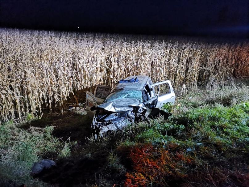 Четыре человека погибли в ДТП с тремя автомобилями под Брянском
