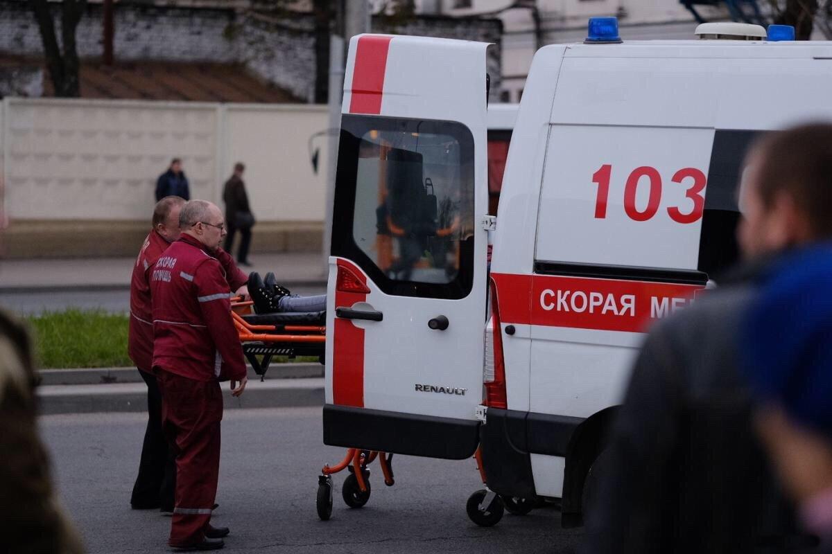 Три человека ранены в массовом ДТП в Брянске