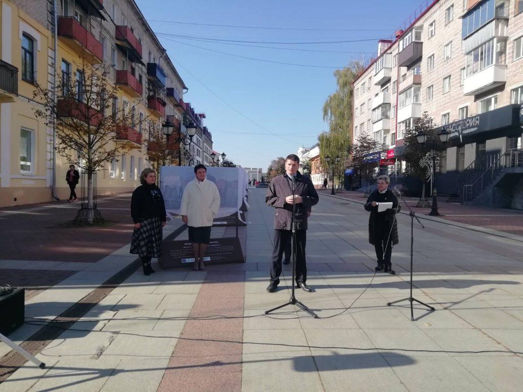 На бульваре Гагарина открыли фотовыставку о возможностях сельского туризма на Брянщине